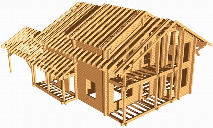 montazh krovli