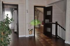Интерьер деревянного дома_1