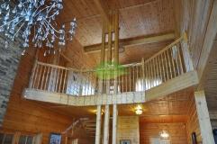 Интерьер деревянного дома_3