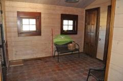 Интерьер деревянного дома_6