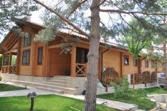 Деревянный дом из клееного бруса_2