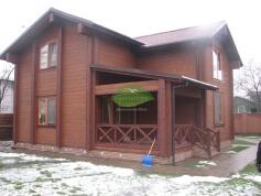 Деревянный дом из клееного бруса_7