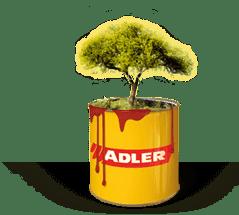 Adler kraski